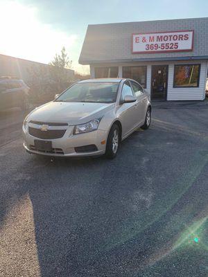 2012 Chevrolet Cruze for Sale in Newport News, VA