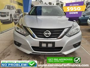 2018 Nissan Altima for Sale in Garland, TX