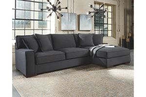 Sectional Couch - Charcoal Gray for Sale in Largo, FL