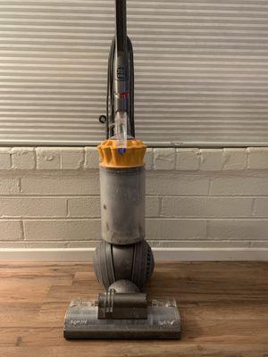Dyson - Ball Multi Floor Bagless Upright Vacuum - Iron/Yellow for Sale in Phoenix, AZ