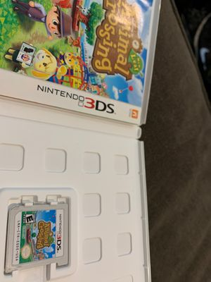 Animal Crossing New Leaf - Nintendo 3DS for Sale in Los Angeles, CA