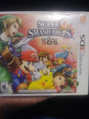 Super mario 3ds games for Sale in Phoenix, AZ