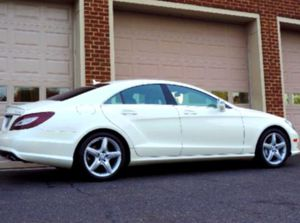 Roof Rack 2014 CLS  for Sale in Charlottesville, VA
