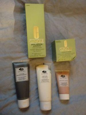 Clinique & Origins Skin Care for Sale in Edgewood, WA
