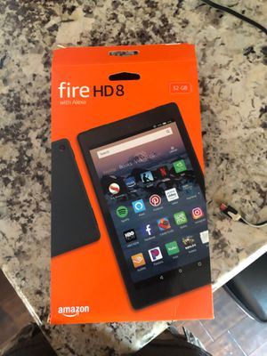 Amazon fire tablet for Sale in Hayward, CA