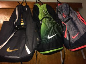 Nike elite backpacks 🤩 for Sale in Gresham, OR