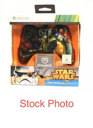 XBOX 360 Star Wars Boba Fett wired controller NIB for Sale in Saginaw, TX