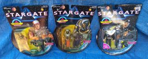 1994 Hasbro Stargate MOC MIP Action Figure Lot Vintage Collectible for Sale in Pasadena, CA