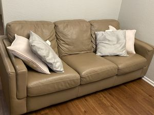 Recliner and couch for sale for Sale in Rancho Cucamonga, CA