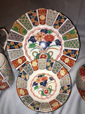 """Beautiful """"Imari Ware"""" From Japan. for Sale in Houston, TX"""