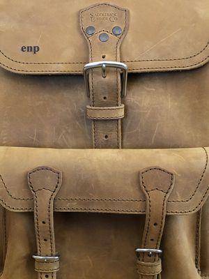 Saddleback Front Pocket Leather Backpack for Sale in Chandler, AZ