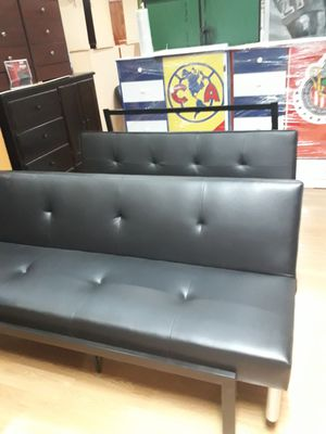Nice Leather futon for Sale in Lake Elsinore, CA