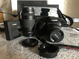 Canon t6 Brand new still with 1 year warrant as well for Sale in Pittsburgh, PA
