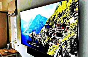 LG 60UF770V Smart TV for Sale in Brewster, NE