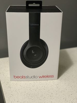 Studio 2 wireless Beats Over Ear for Sale in Los Angeles, CA