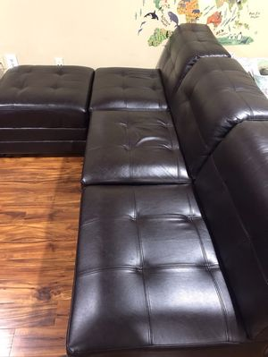 Sofas / Couches - $100 for Total 6 pieces for Sale in Fairfax, VA