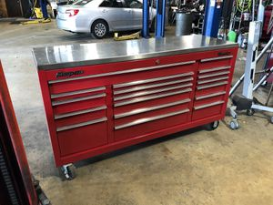 Snap-on classic 96 tool box for Sale in San Antonio, TX