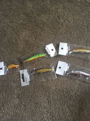 New fishing lures for Sale in Reynoldsburg, OH