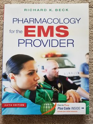 EMS BOOK FOR SALE!!! for Sale in Roseville, CA