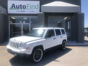 2016 JEEP PATRIOT MANUAL TRANSMISSION for Sale in Las Vegas, NV