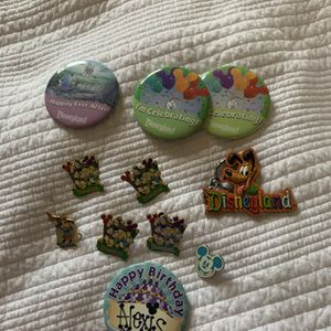Disney Pins And Key Chain for Sale in Phoenix, AZ