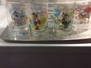 Disney Characters McDonald Glasses for Sale in Pittsburgh, PA