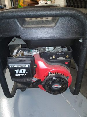 Power mate generator for Sale in Tampa, FL