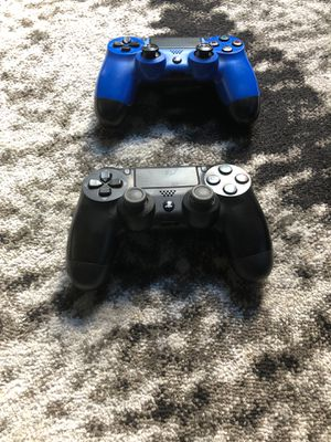 PS4 controller black for Sale in Hyattsville, MD