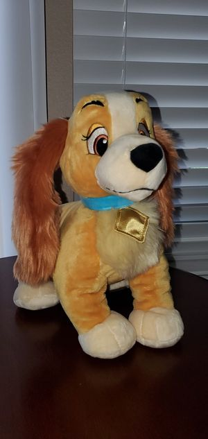 Lady Plush Toy for Sale in Elk Grove, CA