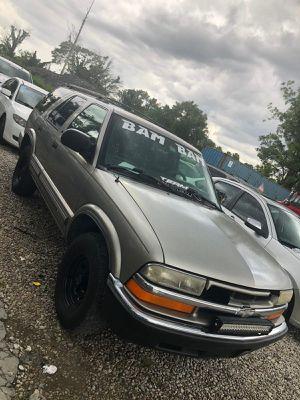 2000 chevy blazer for Sale in Orlando, FL