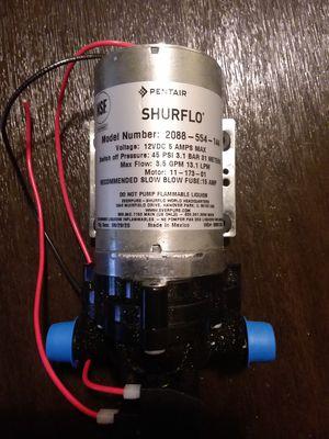SHURFLO FRESH WATER PUMP for Sale in Virginia Beach, VA