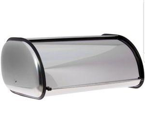 Home-it Stainless Steel Bread Box for kitchen, bread bin, bread storage Bread holder 16.5x10x8 for Sale in Franklin, TN