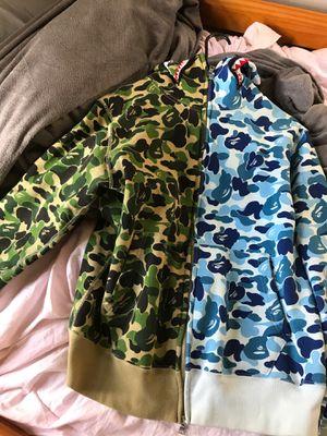 Bape ABC separate hoodie (Medium) for Sale in Jacksonville, FL