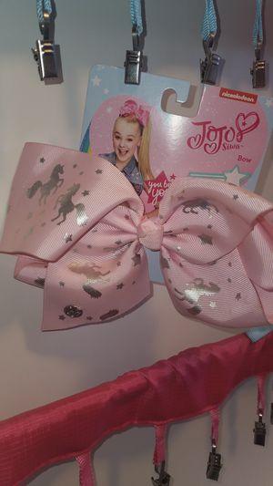 Jojo siwa big unicorn bow for Sale in Long Beach, CA
