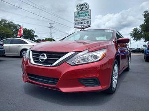 2017 Nissan Altima for Sale in Lakeland, FL
