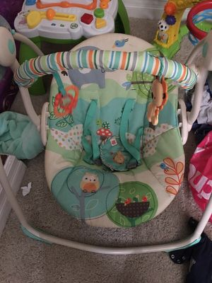 Baby swing for Sale in Oxon Hill, MD