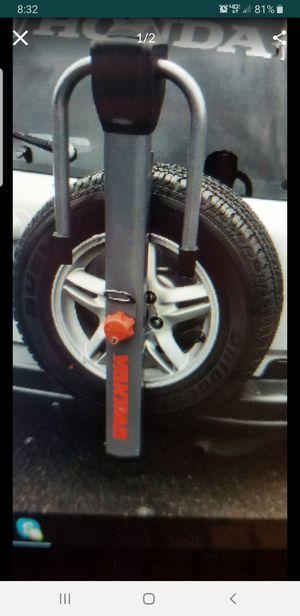 Yakima rear tire bike mount for Sale in Portland, OR