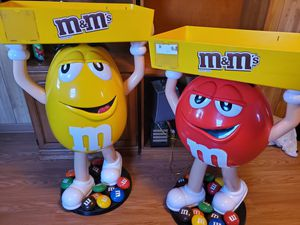 M&M collectible stands for Sale in Jonesborough, TN