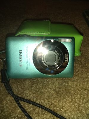 Cannon power shot camera for Sale in Federal Way, WA