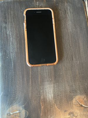 iPhone 8 and pink tech 21 case for Sale in Denver, CO