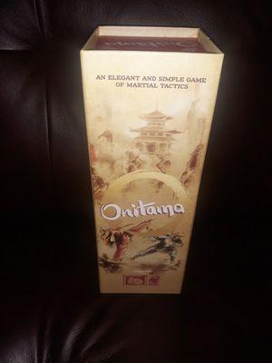 Onitama Board Game for Sale in Austin, TX