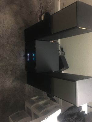 Vinnovative 5.1ch surround sound speakers for Sale in Las Vegas, NV