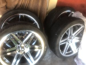 24s for Dodge Ram for Sale in Phoenix, AZ