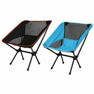 2 PACK BRAND NEW Ultralight Folding Camping Backpack Chair Stool, Compact Lightweight and Portable Folding Chair for Sale in Queens, NY
