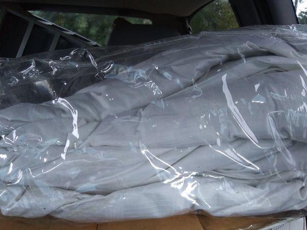 White Down Comforter King Size