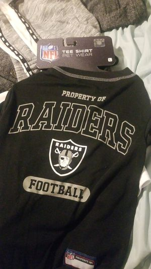 Raiders dog shirt for Sale in Pomona, CA