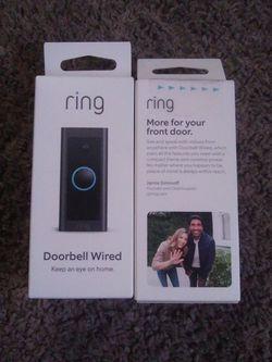 Ring DoorBell for Sale in Apple Valley,  CA