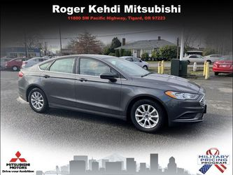 2018 Ford Fusion for Sale in Tigard,  OR