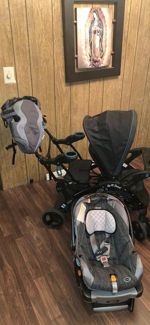 Stroller, carrier and carseat $50 for Sale in Santa Ana, CA