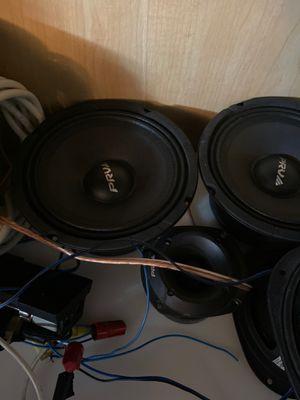 PRV Audio Pro speakers for Sale in Mesa, AZ